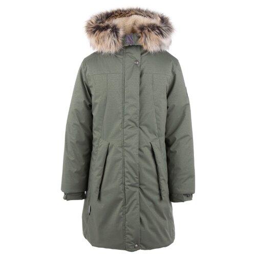 Купить Парка KERRY Mango K20460 размер 152, 3301 зеленый, Куртки и пуховики