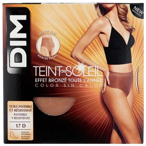 Колготки DIM Teint de Soleil Ventre Plat 17 den, размер 2, hale (бежевый) fra0109 plat sv0108 2