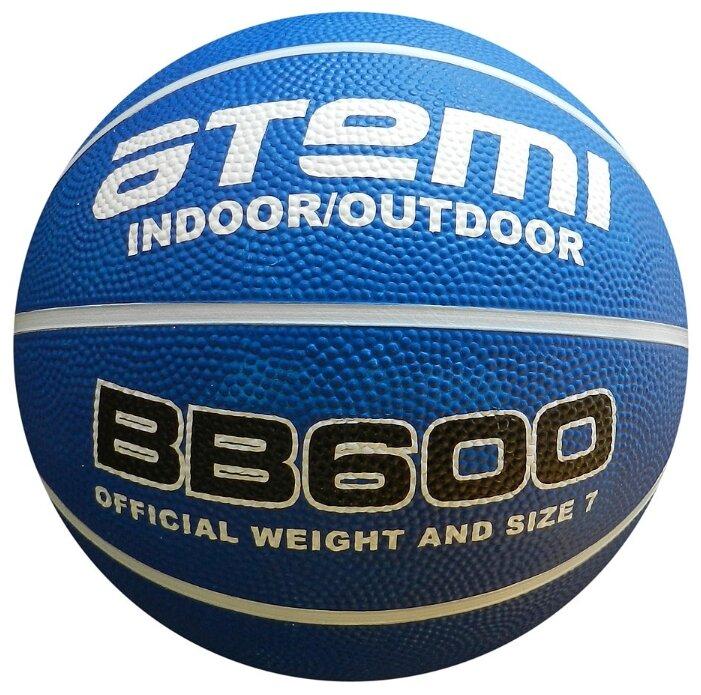 Баскетбольный мяч ATEMI BB600, р. 7