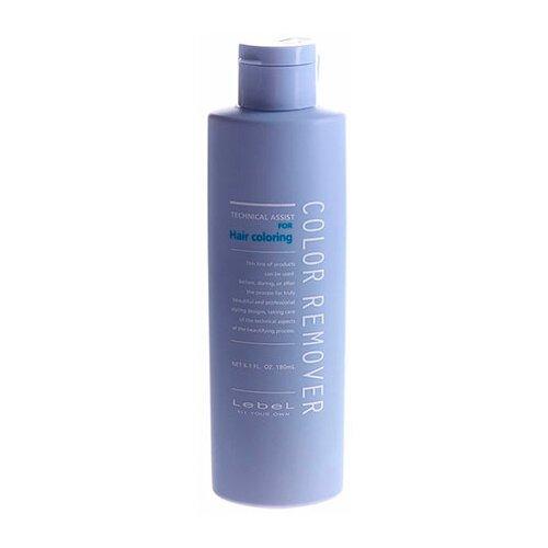 Купить Lebel Cosmetics Color Remover Средство для удаления щелочного красителя с кожи, 180 мл