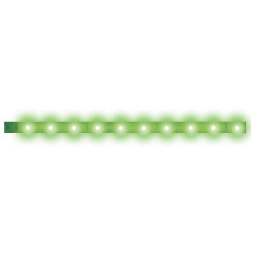 Светодиодная лента Uniel ULS-N21-2835-120LED/m-8mm-IP67-220V-8W/m-50M-GREEN 50 м