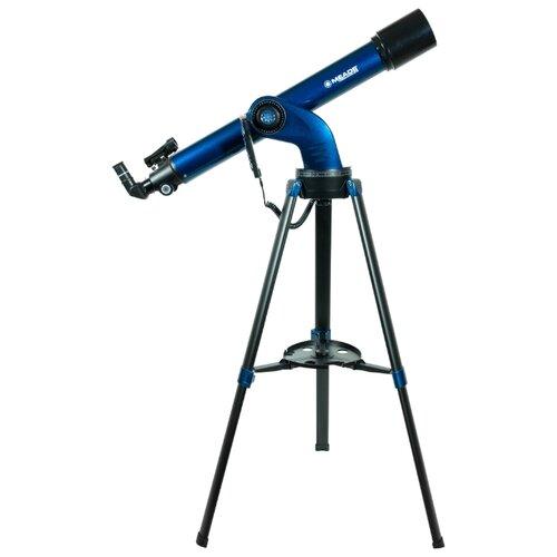Фото - Телескоп Meade StarNavigator NG 90mm синий/черный телескоп с автонаведением meade starnavigator ng 114 мм