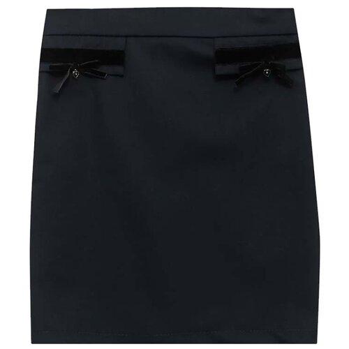 Юбка Nota Bene 181220802а размер 158, черный