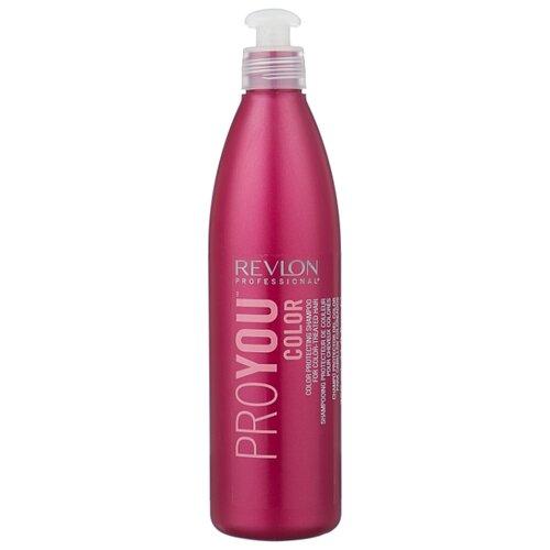 Revlon Professional шампунь Pro You Color 350 мл revlon шампунь для волос восстанавливающий pro you repair shampoo 350 мл