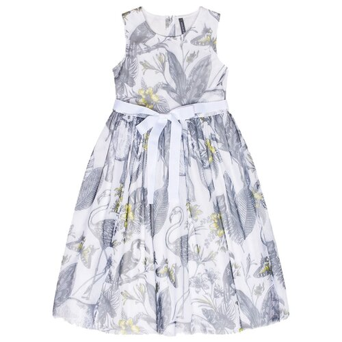 Платье crockid размер 92, сахар