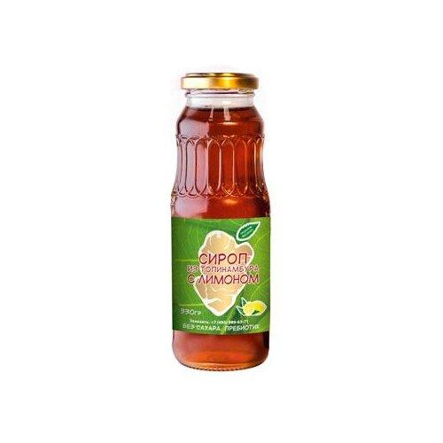 Посадъ Сироп из топинамбура с лимоном жидкость 330 г
