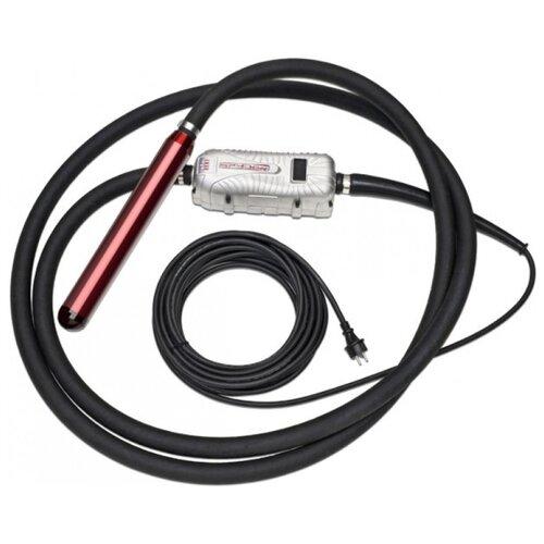 Электрический глубиный вибратор высокочастотный ENAR SPYDER PRO 50
