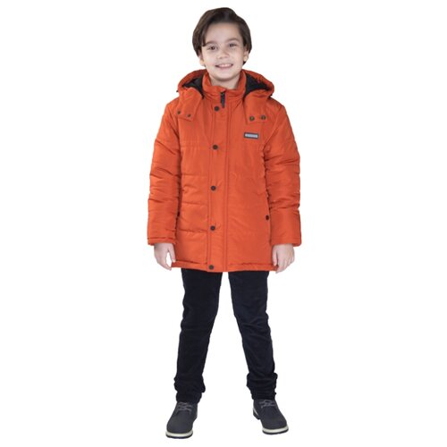 куртка утепленная saima saima mp002xg00f6h Куртка Saima WD102M размер 146-76, кирпичный