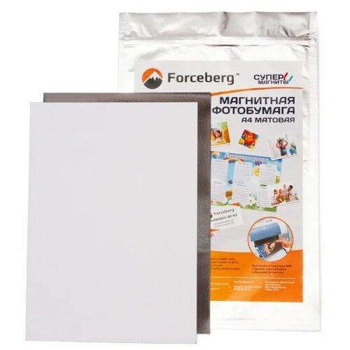 Фото - Бумага Forceberg A4 Магнитная 5 лист. белый 1 шт. авиационная техника 48 л 5 видов