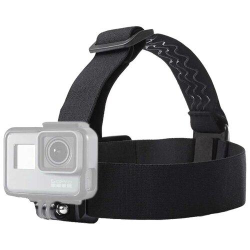 Фото - Крепление на голову Flife для экшн-камер черный боковое крепление на шлем side mount для экшн камер xiaomi yi