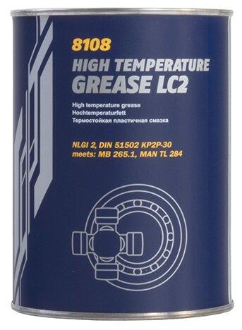 Автомобильная смазка Mannol LC-2 High Temperature Grease