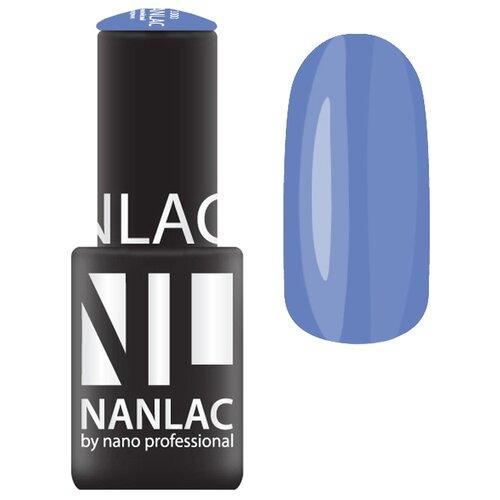 Гель-лак для ногтей Nano Professional Эмаль, 6 мл, NL 2179 запрещенная связь гель лак для ногтей nano professional эмаль 6 мл оттенок nl 2175 свободная любовь
