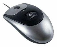 Мышь Logitech MX 300 Optical Mouse Metallic USB+PS/2
