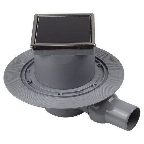 Трап для душа PESTAN Confluo Standard Dry 1 Black Glass 13000101 душевой трап pestan dry 13000107