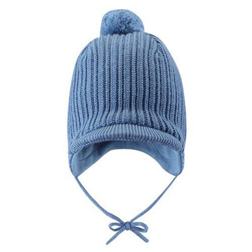 Шапка Reima размер 46, grey blue комплект одежды reima размер 122 melange grey