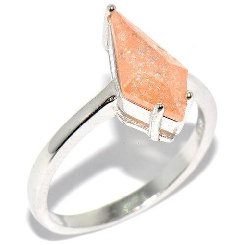 цена на Silver WINGS Кольцо с кварцами из серебра 21set8267mix4-113, размер 19