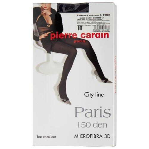 Колготки Pierre Cardin Paris, City Line 150 den, размер III-M, caffe (коричневый)