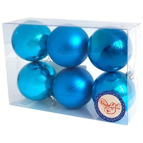 Набор шаров Magic Time 78782/78783 бирюзовый