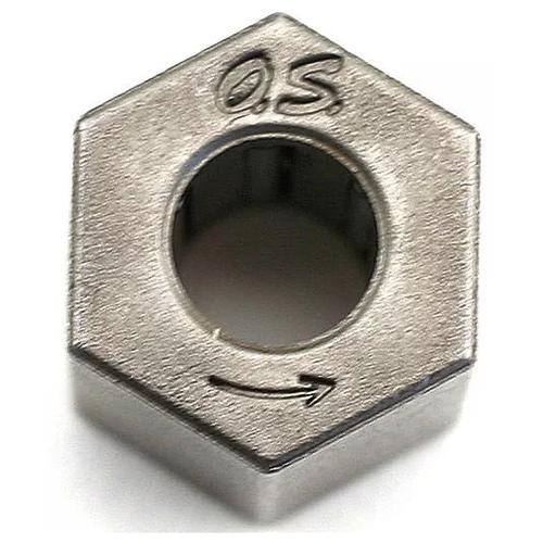 Обгонная муфта O.S. Engines N1 ONE WAY CLUTCH серебристый, Комплектующие и аксессуары для машинок и радиоуправляемых моделей  - купить со скидкой