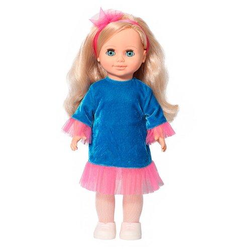 Интерактивная кукла Весна Анна модница 3, 42 см, В3683/о интерактивная кукла весна анна модница 2 42 см в3717 о