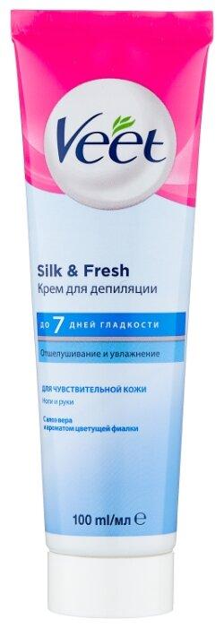 Veet Крем для депиляции для чувствительной кожи