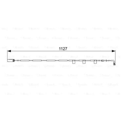 Датчик износа тормозных колодок задний Bosch 1987473059 для MINI