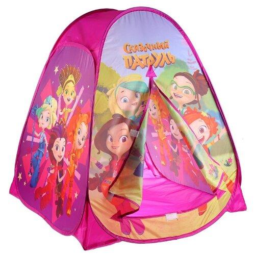 Купить Палатка Играем вместе Сказочный патруль конус в сумке GFA-SP01-R, Игровые домики и палатки