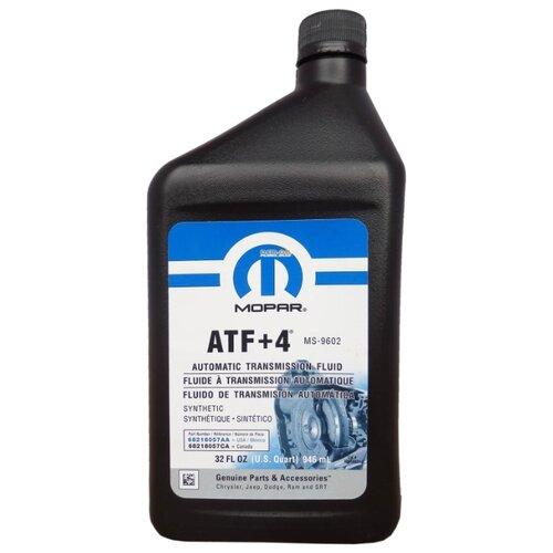 цена на Трансмиссионное масло Mopar ATF+4 0.9 л