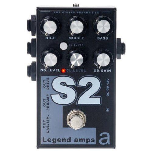 AMT Electronics Предусилитель S2 Legend Amps 2 1 шт.
