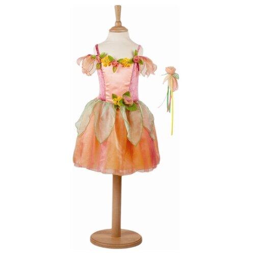 Костюм travis designs Персиковая фея (PMF), розовый/оранжевый, размер 2-3 года платье travis designs бальное платье розовый размер 3 4 года