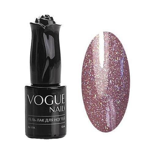 Купить Гель-лак для ногтей Vogue Nails Новогодний бал, 10 мл, Карнавальная маска