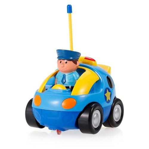 цена Машинка Жирафики Полицейская (939502) 13 см голубой онлайн в 2017 году