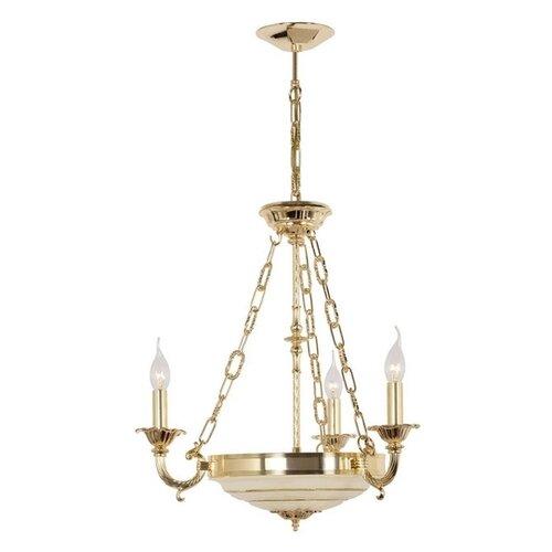 Люстра Arti Lampadari Pavia E 1.13.3 G, E27, 300 Вт arti lampadari потолочная люстра arti lampadari todi e 1 3 50 502 g