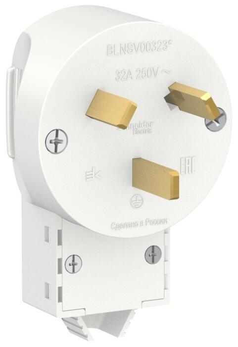 Вилка силовая (CEE) кабельная переносная Schneider Electric BLNSV003231