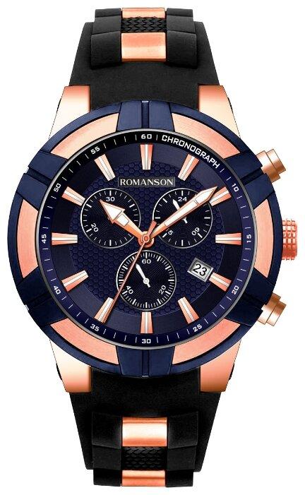 Наручные часы ROMANSON TL8A37HMK(BU)