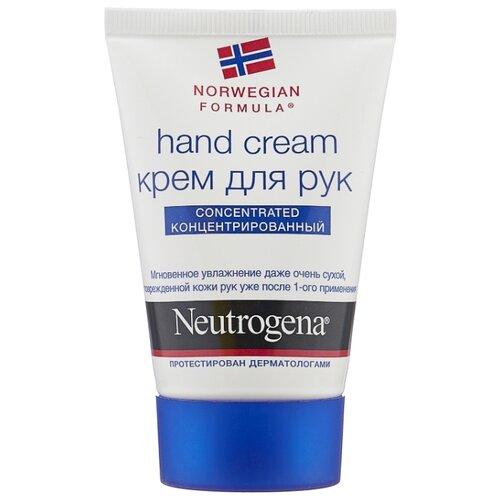 Крем для рук Neutrogena Norwegian formula с запахом 50 мл крем neutrogena healthy skin visibly even