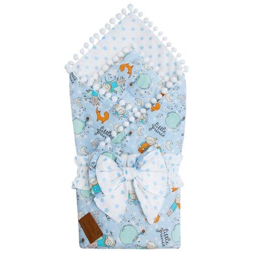 Фото - Одеяло на выписку AmaroBaby Bon Bon Маленький принц конверты на выписку amarobaby одеяло на выписку bon bon индейцы