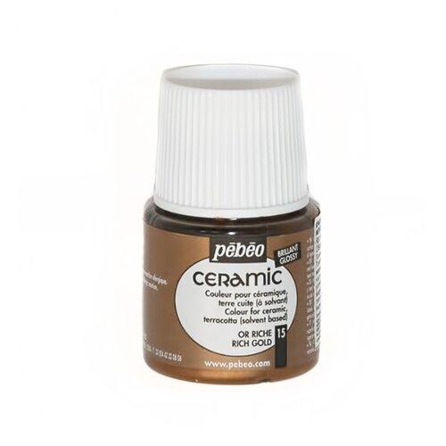 Краска по керамике и металлу Ceramic , арт. 025-015, Pebeo, Краски  - купить со скидкой
