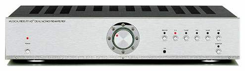 Предварительный усилитель Musical Fidelity A3cr Dual Mono Preamplifier