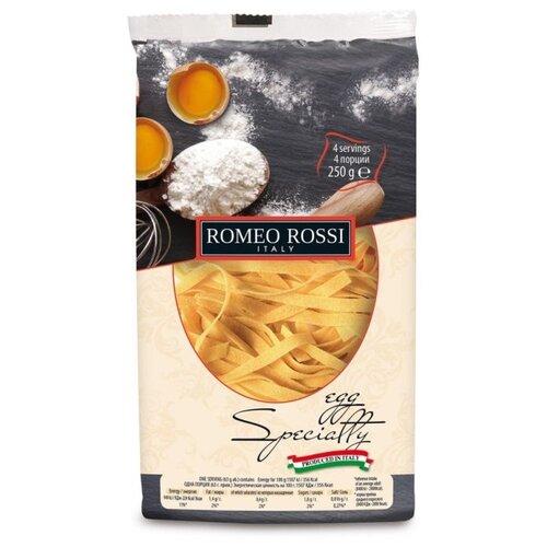 Romeo Rossi Макароны Fettuccine 2,5 яичные, 250 г