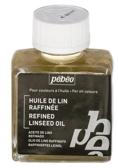 Pebeo Льняное масло рафинированное (937180), 75 мл