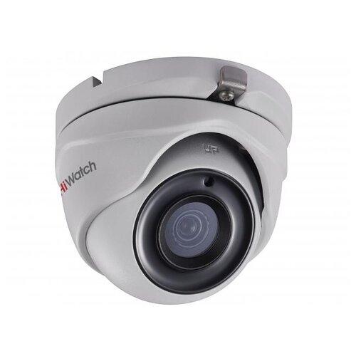 Фото - Камера видеонаблюдения HiWatch DS-T503 (B) (3.6 мм) белый камера видеонаблюдения hiwatch ds t203 b 6 мм белый