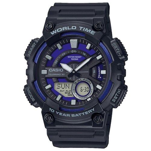 Наручные часы CASIO AEQ-110W-2A2 мужские часы casio aeq 110w 1a