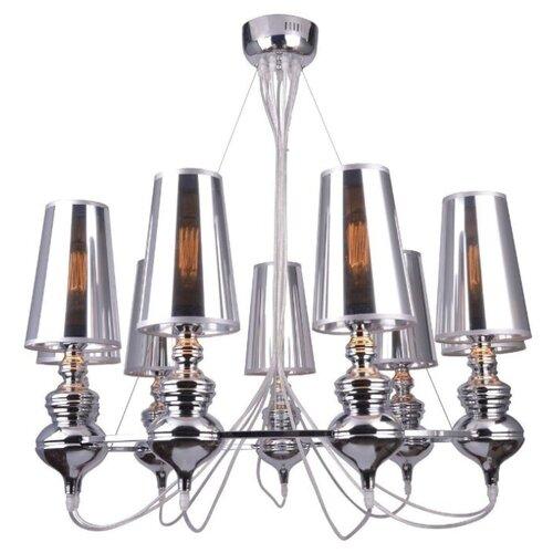 Люстра Arte Lamp Anna Maria A4280LM-9CC, E27, 360 Вт