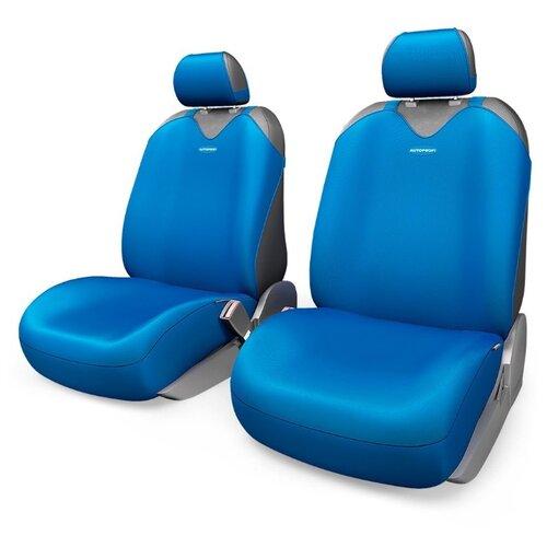 Комплект чехлов AUTOPROFI R-1 Sport Plus R-402Pf синий