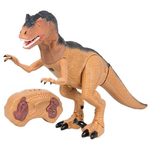 Купить Робот 1 TOY Robo Life Парк динозавров Т16704 коричневый, Роботы и трансформеры