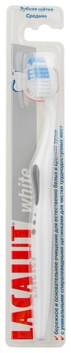 Зубная щетка Lacalut White Medium