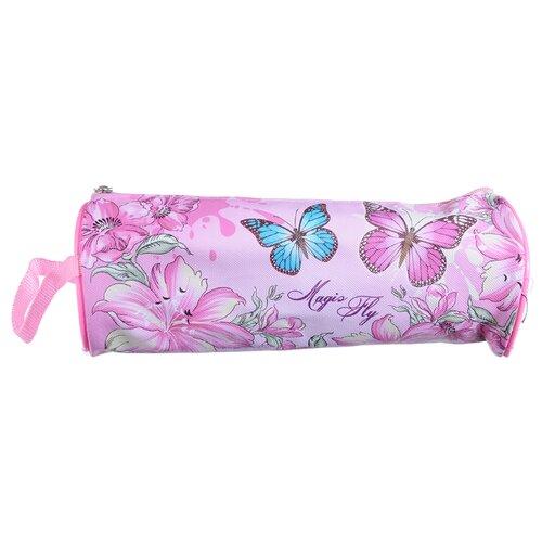 Купить Clipstudio Пенал Волшебный полет (238-080) розовый, Пеналы