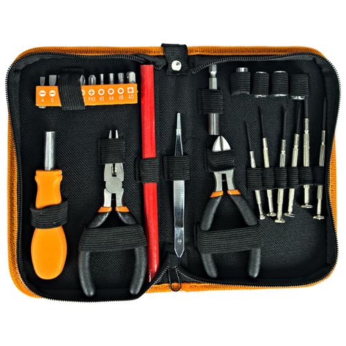 Набор инструментов Sturm! (26 предм.) 1310-01-TS26 черный/оранжевый набор инструментов sturm 1310 01 ts132 132 шт