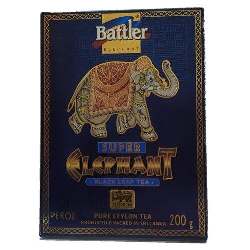 Чай черный Battler Супер слон